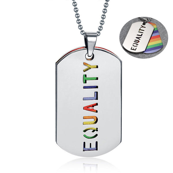gay necklace