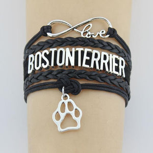 Boston Terrier Bracelet-Gallore Shop