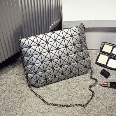 Women Geometric Shoulder Bags-Gallore Shop