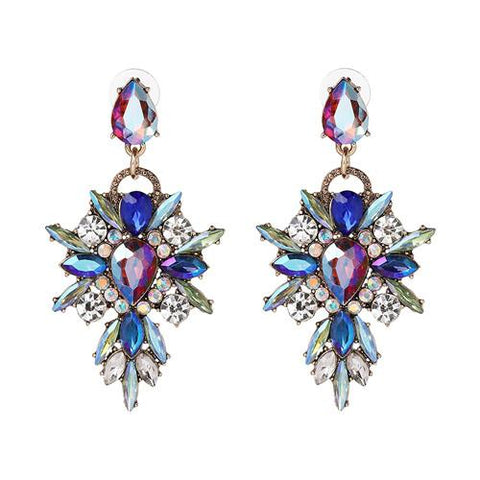 bohemian style earrings - Gallore Shop