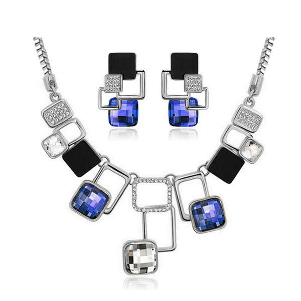 Necklace Earring Set For Women