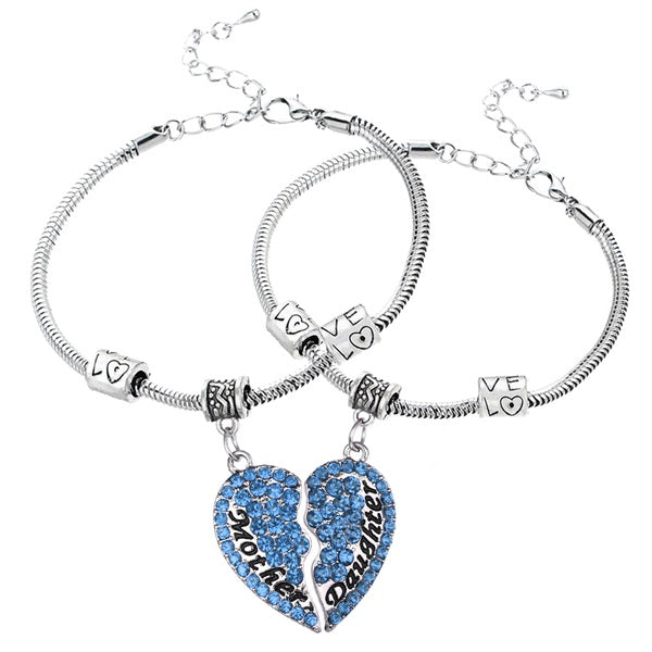 mother daughter bracelet sets