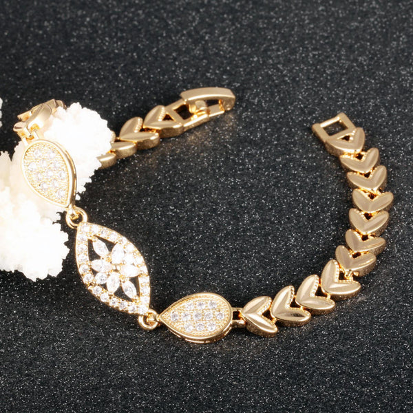 gold bracelet women - Gallore Shop
