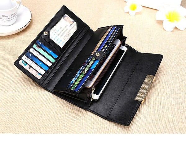 women leather wallets sale