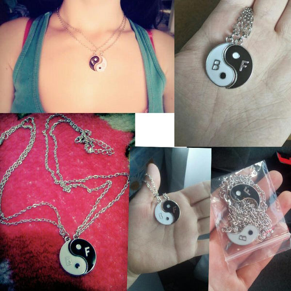 best friend pendants necklaces
