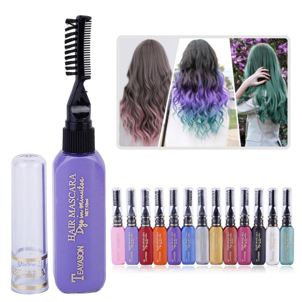 color mascara hair - Gallore Shop