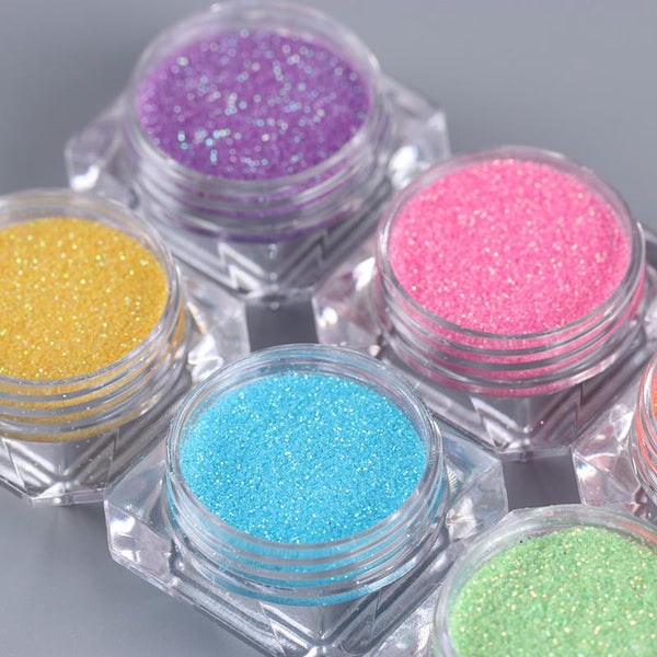 6 Piece Nail Dip Powder Kit - Gallore Shop
