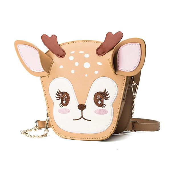 Christmas reindeer handbag - Gallore Shop