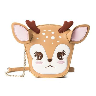 reindeer shoulderbag