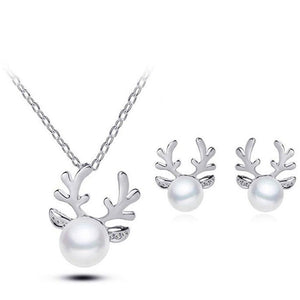 Christmas jewelry set for women