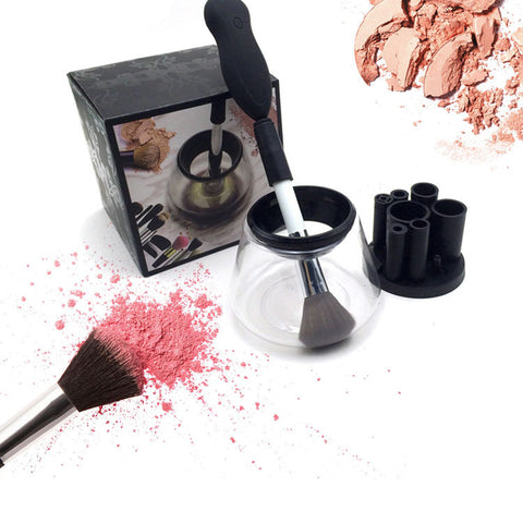 makeup brush cleaner machine - Gallore Shop