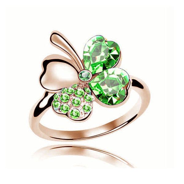st. patrick's day ring
