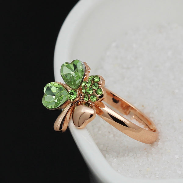st patrick day ring