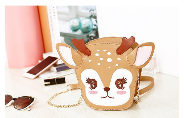 reindeer bag for women