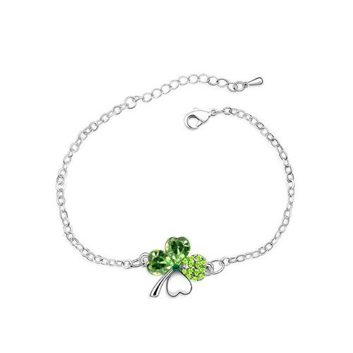 Clover 4 leaf Bracelet - Gallore Shop