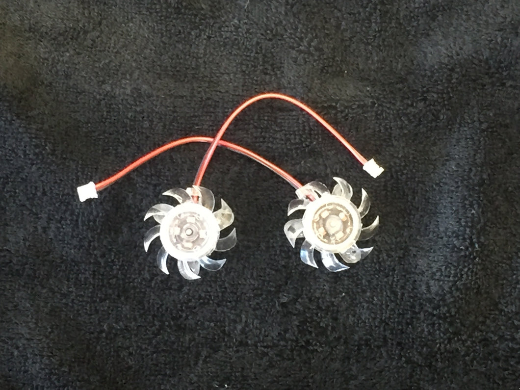 Replacement Fans for RLPower Discharge Bank