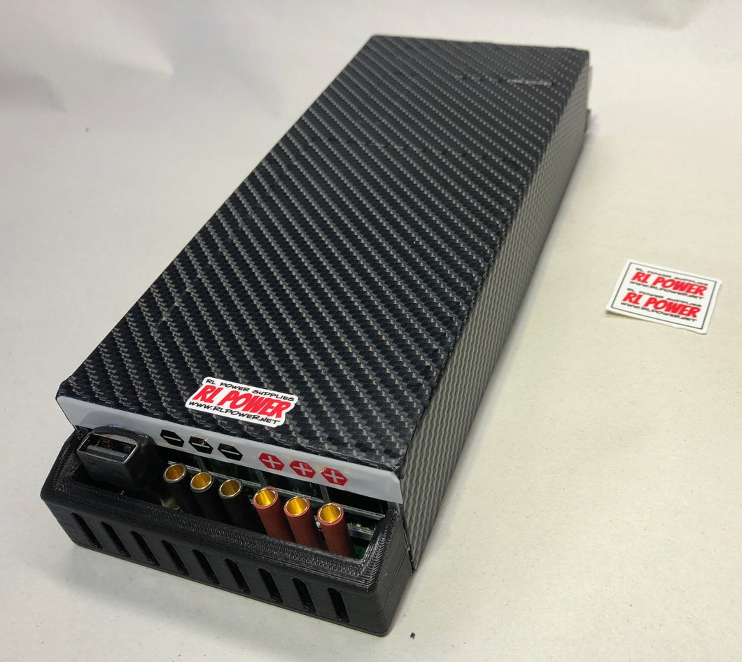 85 Amp RC Power Supply with a USB port