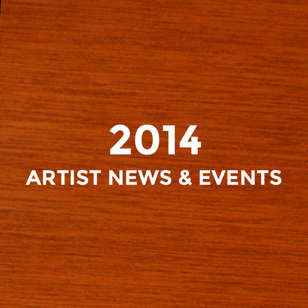 2014 News & Events