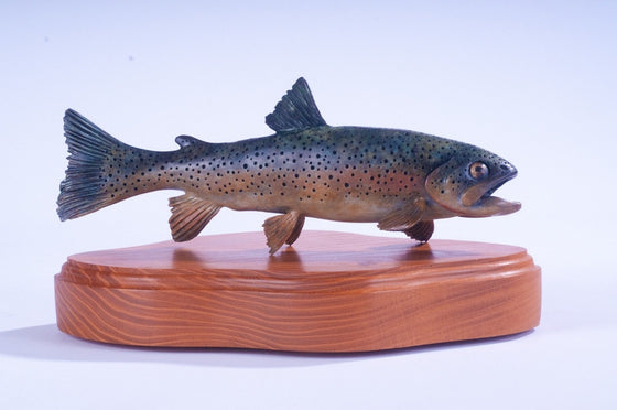 Yellowstone Cutthroat - Bronze