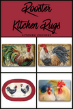 5 Rooster Kitchen Rugs That Will Make You Crow With Pride