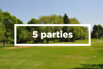 Livret 5 parties / 5 games booklet