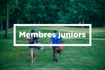 Membres juniors / Junior Members