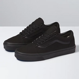 Vans Old Skool Shoes Black / Black