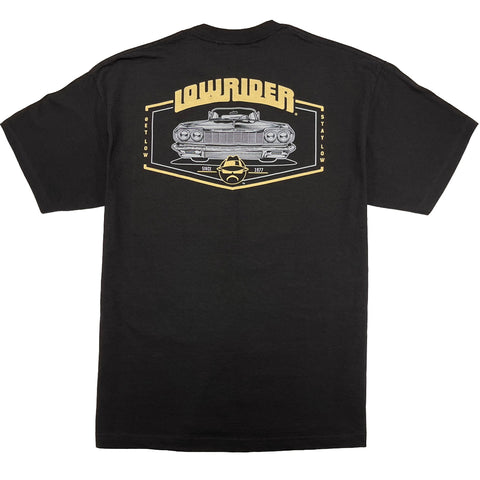 Lowrider Get Low Graphic T-Shirt