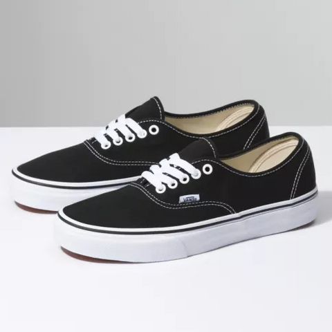 Vans Authentic Core Classic Sneakers-VN000EE3BLK
