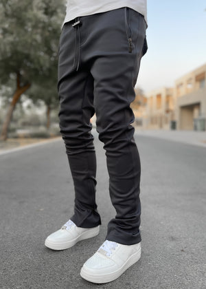 Shark Grey Essence Track Pants