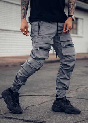 Shark Grey Tactical Cargo Pant
