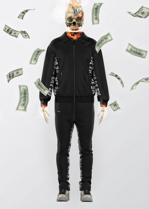 Get Rich Or Die Trying Track Pants