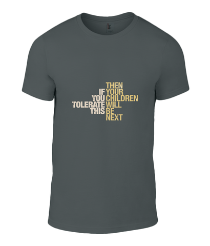 if you tolerate this manic street preachers tee shirt