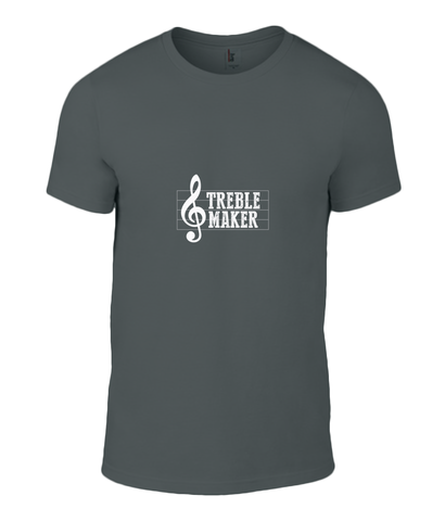treble maker t-shirt musician music