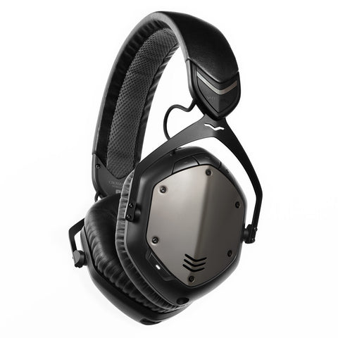 V-MODA Gunmetal Crossfade Wireless Headphones