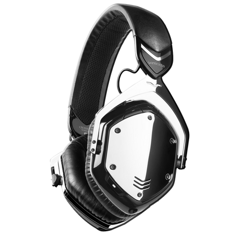 V-MODA Phantom Chrome Crossfade Wireless  Headphones