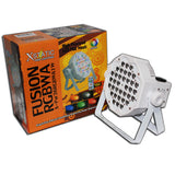 Fusion RGBWA Par 36x 1W LED Slim Par White Housing