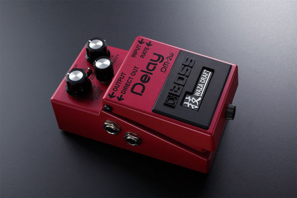 Boss DM-2W Delay Waza Craft Pedal