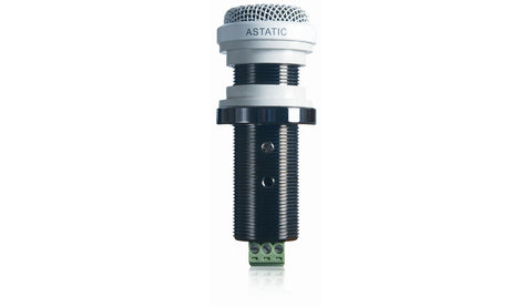 CAD Audio 210-Mic Omnidirectional Adjustable Line Output œbutton Microphone with Limiting Circuitry