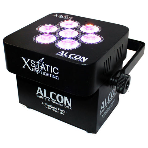 ALCON ParQuad Wireless & Battery Powered BLACK