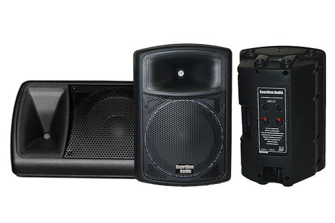 "Guardian ABS15 Active 15"" speaker in ABS cabinet"