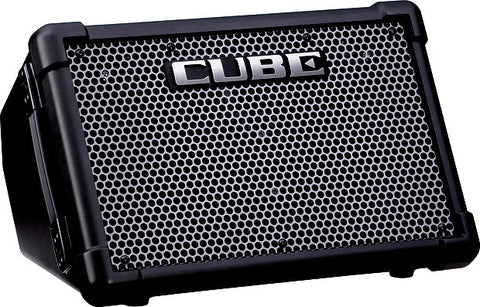 Roland Street Cube EX Battery Powered Stereo Amplifier - Open Box - As New