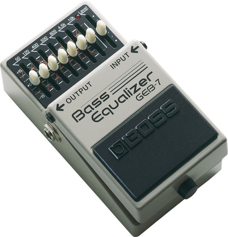 Roland GEB-7 Seven Band Graphic Bass Equalizer
