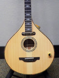 Gold Tone Pat Cloud Banjola 2015 Sitka Spruce Top - Flame Maple Back/Sides - Like New