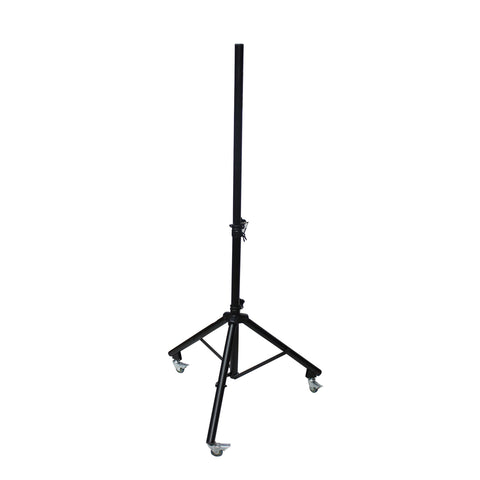 ProX X-SW15 Adjustable Speaker Lighting Tripod Stand with Casters