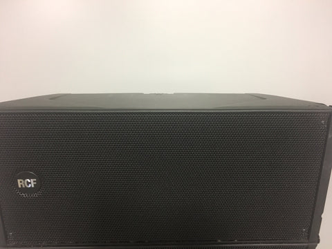 RCF HDL 20a 2016 Black Line Array Speakers