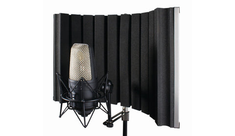 CAD Audio AS22 Acousti-shield 22 - Stand Mounted Acoustic Enclosure- Portable/Folding