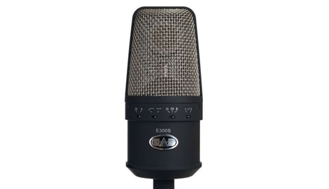 MAKE US AN OFFER CAD  E300S Large Diaphragm Multi-pattern Condenser Microphone