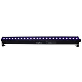 Evo UV 24x 3W LED Ultra Violet Black Light Bar