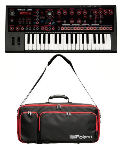 *BUNDLE* Roland JD-Xi 2016 Super Cool Synth - Open Box In-Store Demo - Full Warranty PLUS FREE CB-JDXi Carrying Bag